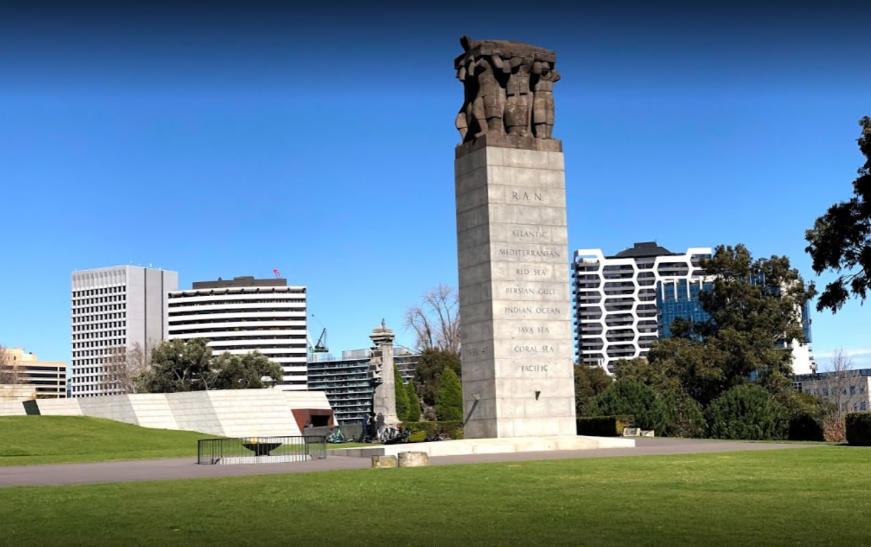 Shrine of Remembrance -
